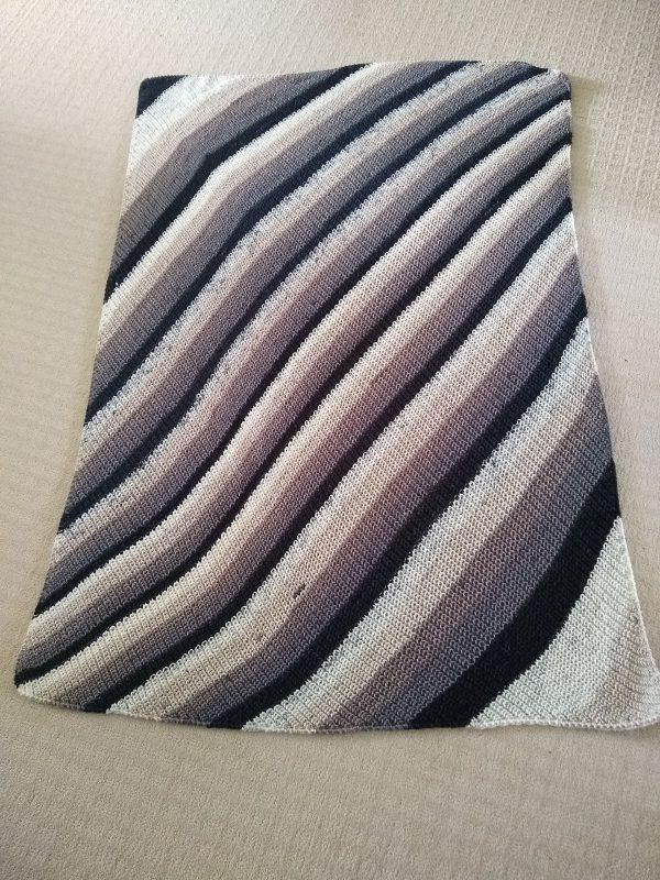 Cozy Handmade Afghan Blanket